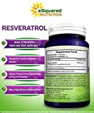 100-Pure-Resveratrol-1000mg-Per-Serving-Max-Strength-180-Capsules-Antioxidant-Supplement-Extract-Natural-Trans-Resveratrol-Pills-for-Heart-Health-Weight-Loss-Trans-Resveratrol-for-Anti-Aging