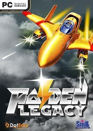 Amazon.com: Raiden Legacy [Download]: Video Games