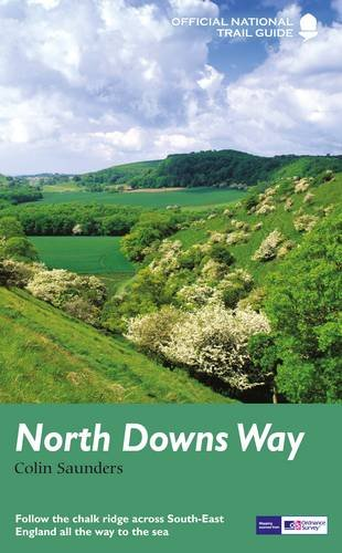 North Downs Way: National Trail Guide