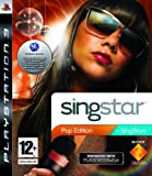 SingStar Pop Edition - PlayStation Eye Enhanced (PS3)