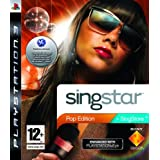SingStar Pop Edition - PlayStation Eye Enhanced (PS3)by Sony Computer...