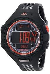 adidas Unisex ADP3131 Digital Watch With Black Polyurethane Band