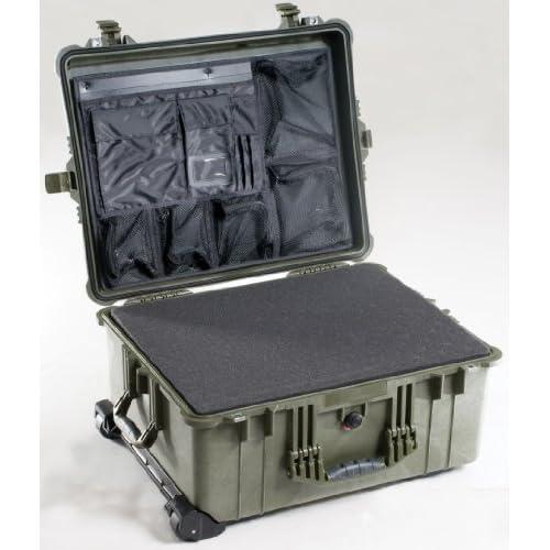 PELICAN ハード ケース 1609 フォトリッド オーガナイザー ブラック 1600-509-000