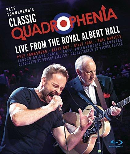 Blu-ray : Pete Townshend - Classic Quadrophenia (Blu-ray)