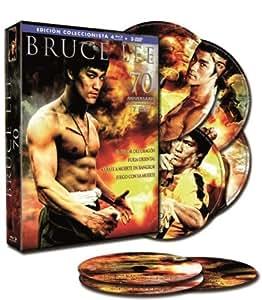 Amazon.com: Pack Bruce Lee - Edición 70º Aniversario: Movies & TV
