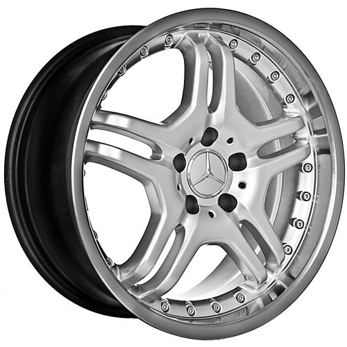 18 Inch Mercedes Wheels Rims Silver (set of 4)