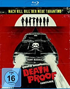 Death Proof - Todsicher [Blu-ray]