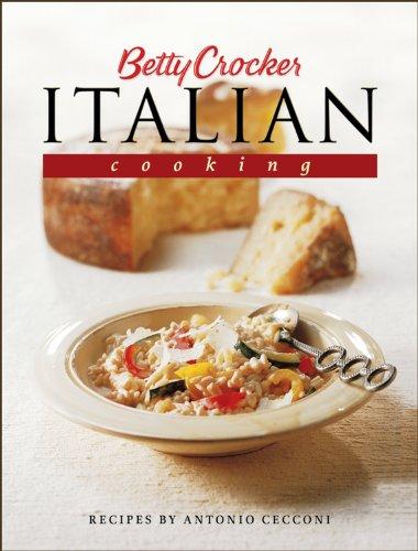 Betty Crocker's Italian Cooking (Lifestyles General)