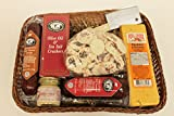 Gourmet Wisconsin Meat and Cheese Gift Basket thumbnail