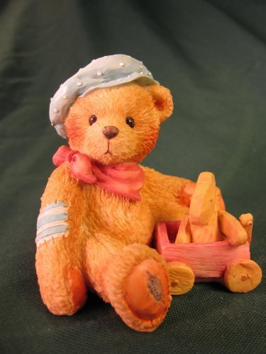 Harrison... We're Going Places Cherished Teddies 911739h - 1
