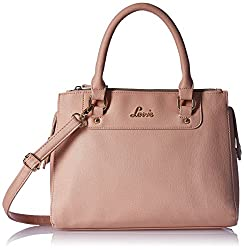 Lavie Popinjay Women's Satchel (Light Pink)