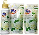 ウルトラアタックNeo 洗濯洗剤 濃縮液体 グラシアスローズの香り ブーケギフト K・AZ-15R