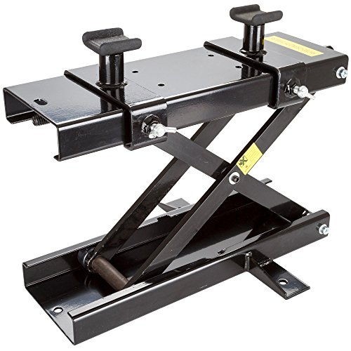 Black Widow Cruiser Touring Motorcycle Jack Lift Stand (Motorcycle Cruiser Accessories compare prices)
