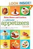 The Ultimate Appetizers Book: More than 450 No-Fuss Nibbles and Drinks Plus simple party planning tips