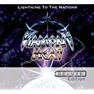 Lightning To The Nations - The White Album