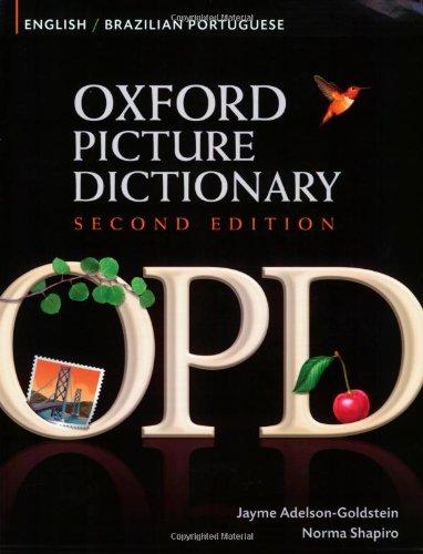 Oxford Picture Dictionary English-Brazilian Portuguese:...