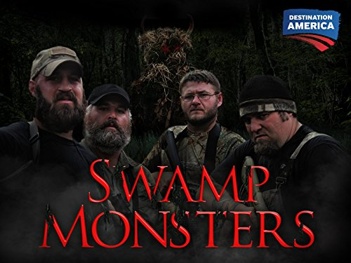 Swamp Monsters Season 1