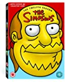 Simpsons Season 12 [Import anglais]