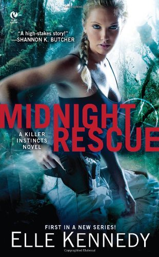 Image of Midnight Rescue: A Killer Instincts Novel