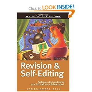 Image: Cover of Revision and Self-editing