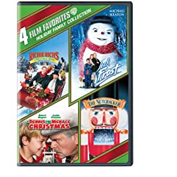 4 Film Favorites: Holiday Family Collection