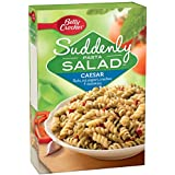 Suddenly Pasta Salad, Caesar, 7.25-Ounce Boxes (Pack of 12)