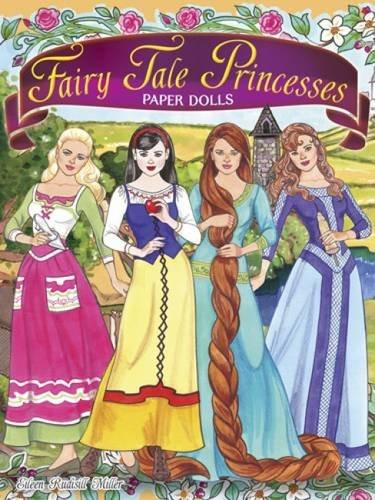 Fairy-Tale-Princesses-Paper-Dolls-Dover-Paper-Dolls