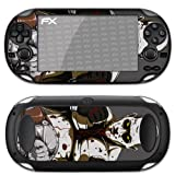atFoliX Designfolie &#34;Dark Phantom&#34; fr Sony PlayStation Vitavon &#34;Designfolien@FoliX&#34;