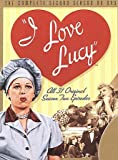 I LOVE LUCY:COMPLETE SECOND SEASON - DVD Movie
