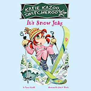 It's Snow Joke Audiobook