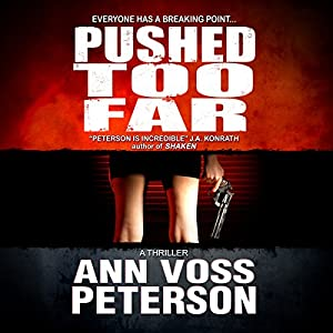 Pushed Too Far Audiobook