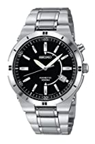 Men's watches special offers - Seiko Men's Kinetic Silver-Tone Watch #SKA347 :  seiko mens watch
