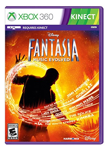 Disney Fantasia: Music Evolved - Xbox 360 - 1