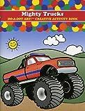 Mighty Trucks Activity Book