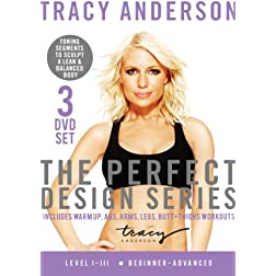 Tracy Anderson: Perfect Design Series: Sequence 1-3
