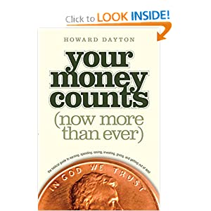 Download e-book Your Money Counts: The Biblical Guide to Earning, Spending, Saving, Investing, Giving, and Getting Out of Debt