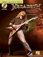 Megadeth - Signature Licks + cd