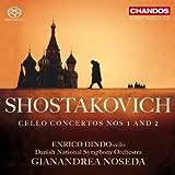Chostakovitch : Concertos pour violoncelle n° 1 et n° 2