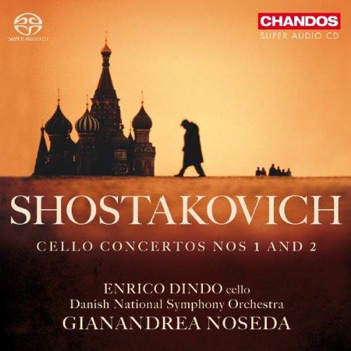 SHOSTAKOVICH / DANISH NATIONAL SYM ORCH / NOSEDA