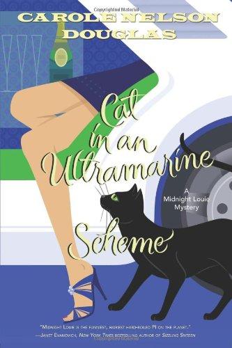 Image of Cat in an Ultramarine Scheme: A Midnight Louie Mystery (Midnight Louie Mysteries)
