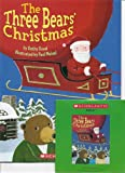 The Three Bears' Christmas Book and Audio CD Set (Paperback)