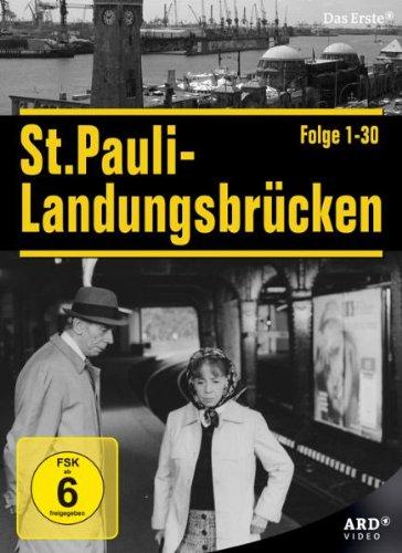 St. Pauli Landungsbrücken - Staffel 1&2, Folge 01-30 (4 DVDs)