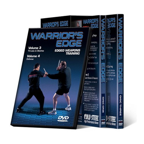Warrior'S Edge Dvd Set