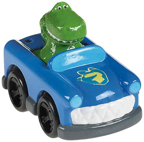 Fisher-Price Little People Disney Wheelies Rex - 1