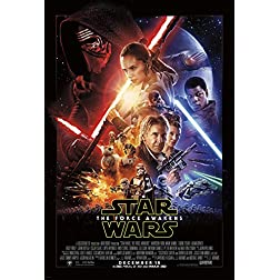 Star Wars: The Force Awakens [Blu-ray]