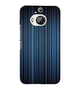 PrintVisa Cloth Design 3D Hard Polycarbonate Designer Back Case Cover for HTC ONE M9+