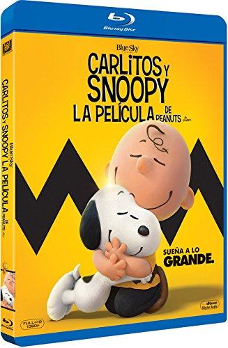 Carlitos Y Snoopy: La Pelicula De Peanuts Blu-Ray [Blu-ray]