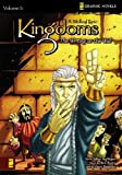 img - for Kingdoms: A Biblical Epic, Vol. 5 - The Writing on the Wall (v. 5) book / textbook / text book