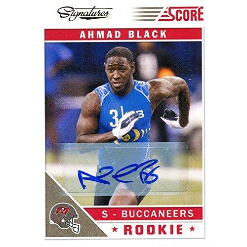 Ahmad Black Autographed 2011 Score Card sale 2015