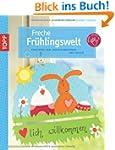 Freche Fr�hlingswelt: Fensterbilder u...